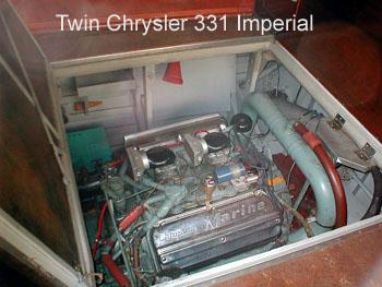 Chrysler Hemi 1953