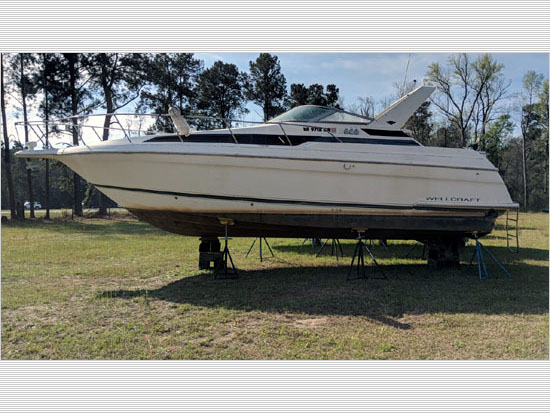 Wellcraft 32' 1995