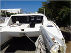 41' Robertson & Caine 2017 - Insurance Salvage - Damaged Boat
