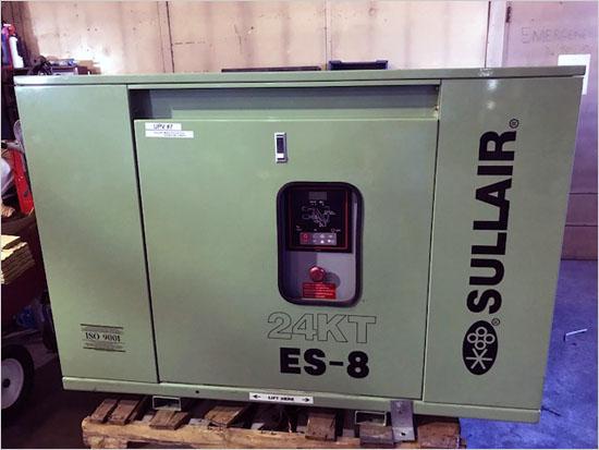 Solar ES-8 Compressor 0' 0